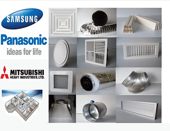 Air conditioning Perth parts