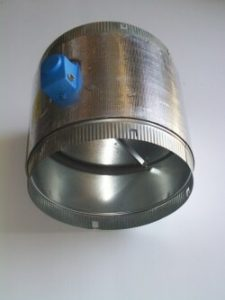 motorised damper