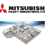 Mitsubishi heavy industries Ducted Air Conditioning Perth