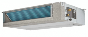 Slim Line Ducted Air Conditioning System