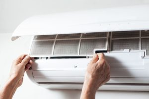 Troubleshooting ducted airconditoning